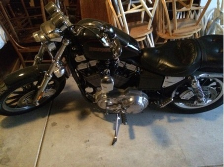 2001 Harley Davidson Sportster 1200